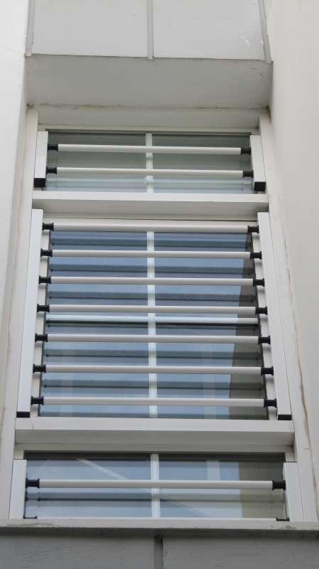 Folding stainless steel aluminum coated safety Type-120-4