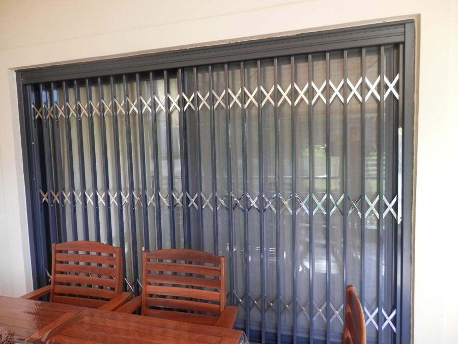 Folding stainless steel aluminum coated safety Type-120-5