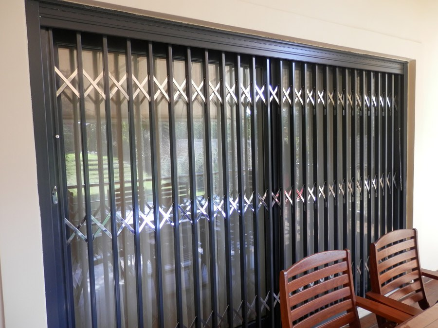 Folding stainless steel aluminum coated safety Type-120-6